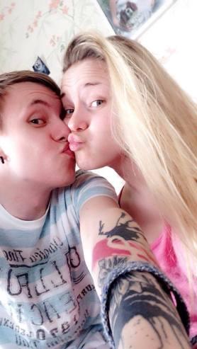 Jag och min älskling